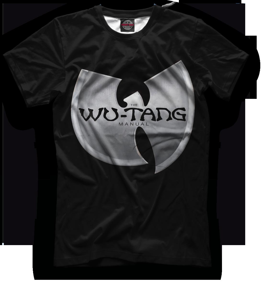 Купить Wu-Tang Clan, Printbar, Футболки, WTK-525361-fut-2