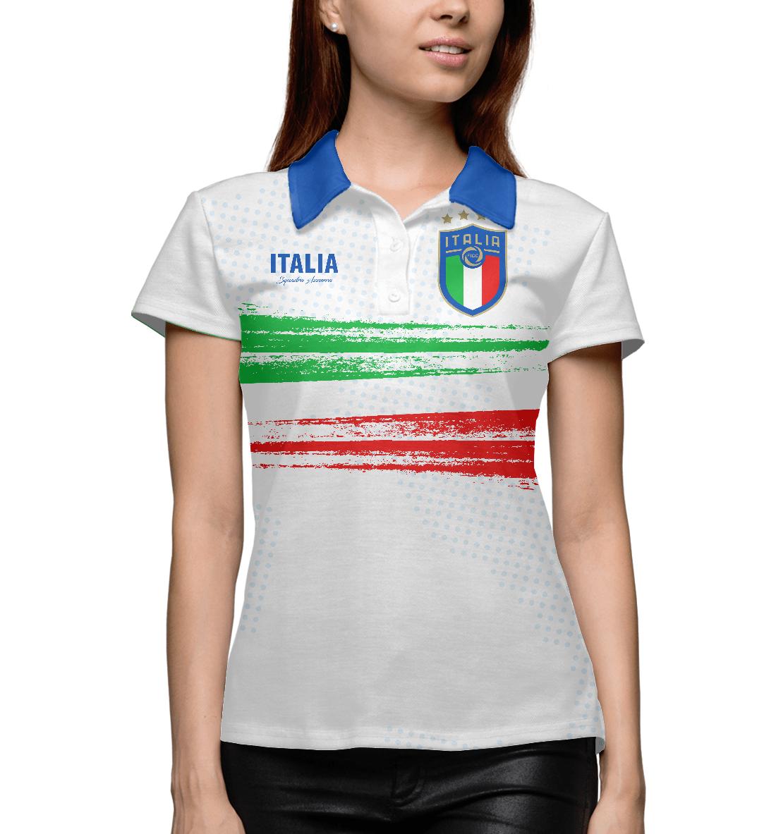 Купить Италия, Printbar, Поло, FNS-889259-pol-1