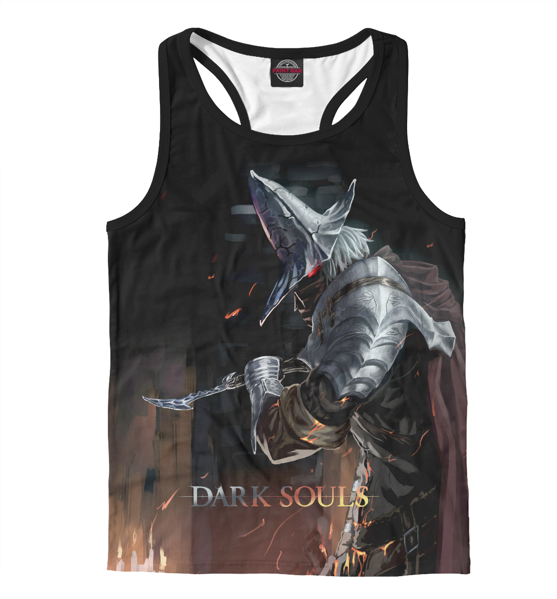 Купить Dark Souls, Printbar, Майки борцовки, DKS-831327-mayb-2