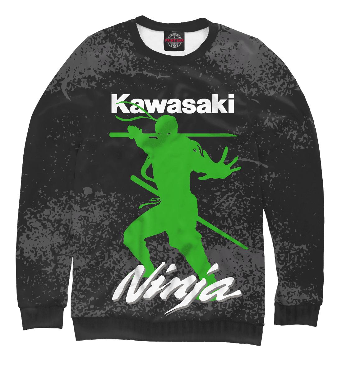 Купить Kawasaki Ninja, Printbar, Свитшоты, MTR-841850-swi-2