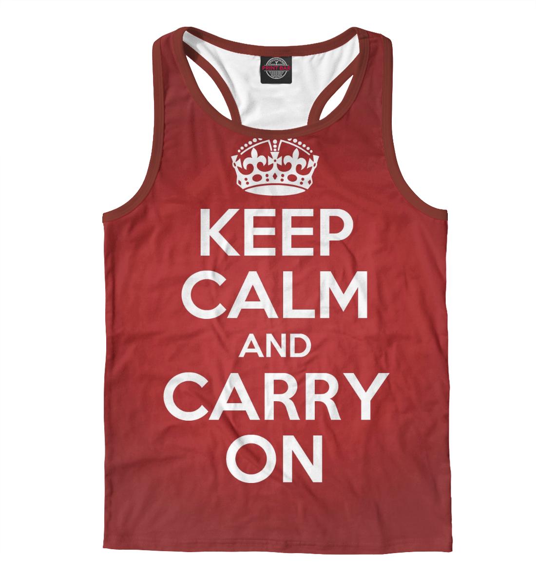 Keep calm and carry on недорого