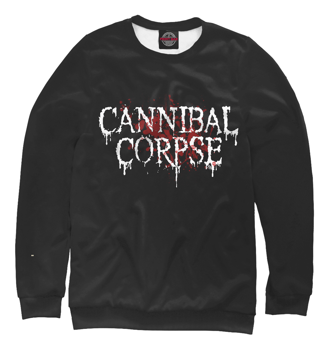 Купить Cannibal Corpse, Printbar, Свитшоты, CCR-677376-swi-1