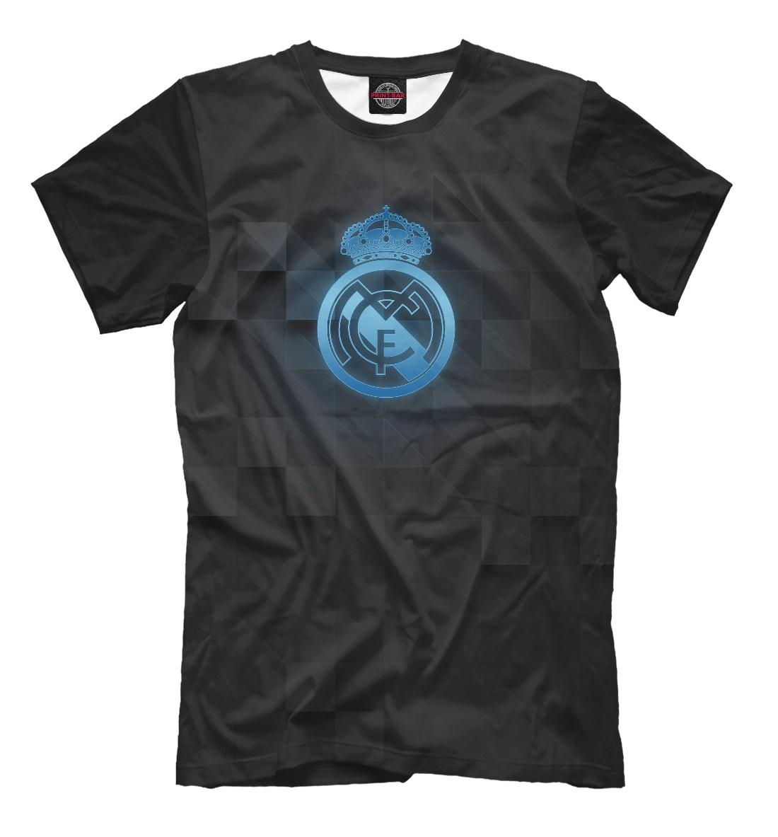 Купить Real Madrid Blue, Printbar, Футболки, REA-957173-fut-2