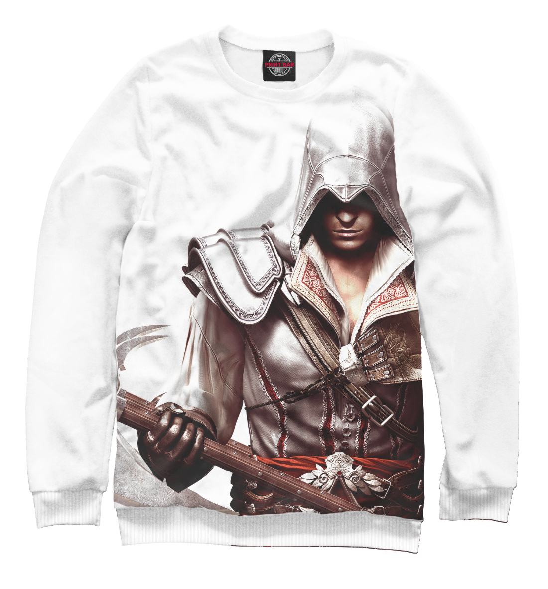 Купить Assassin's Creed Ezio Collection, Printbar, Свитшоты, RPG-887157-swi-2