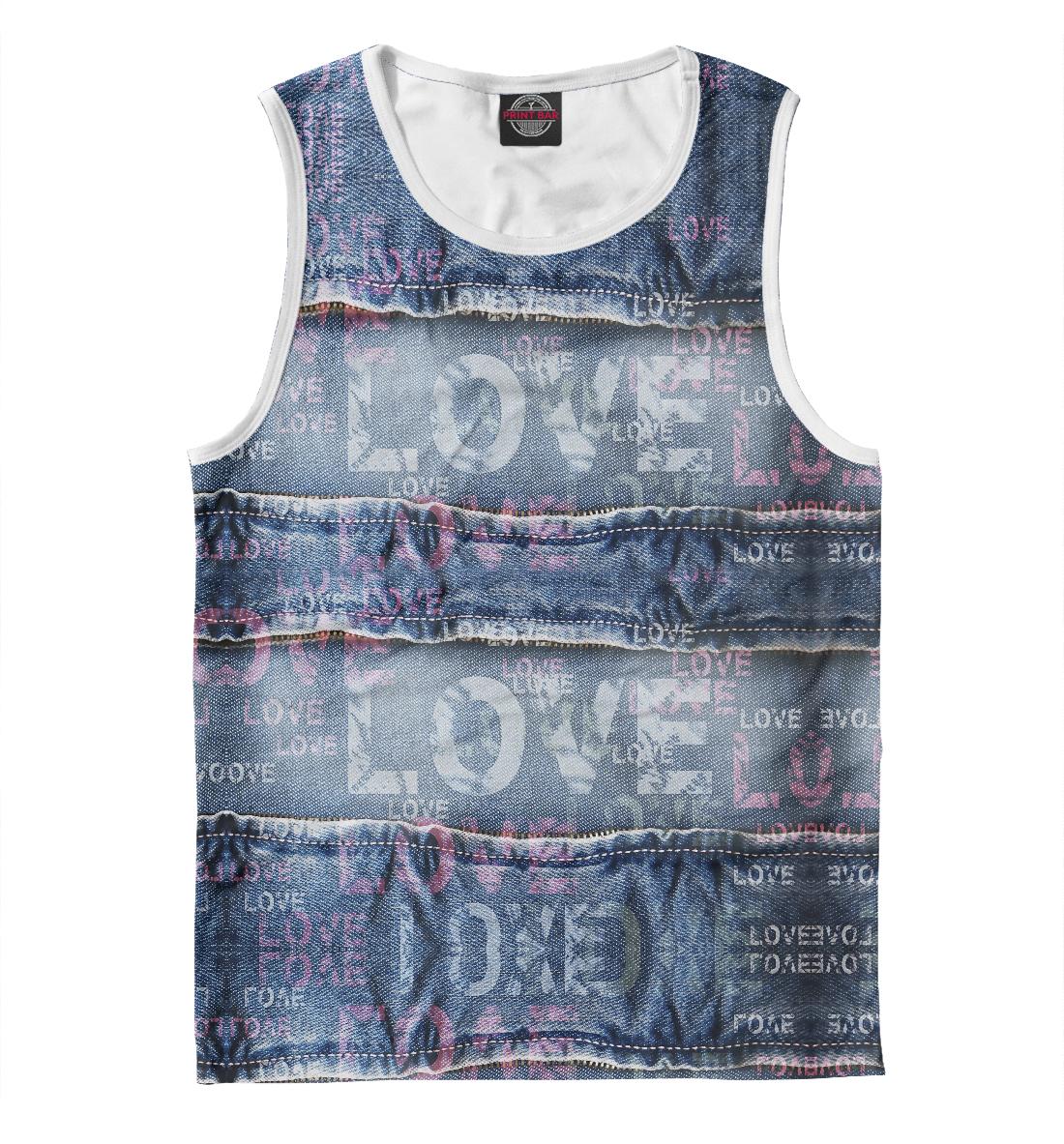 Купить Джинсовая одежда, Printbar, Майки, APD-160015-may-2
