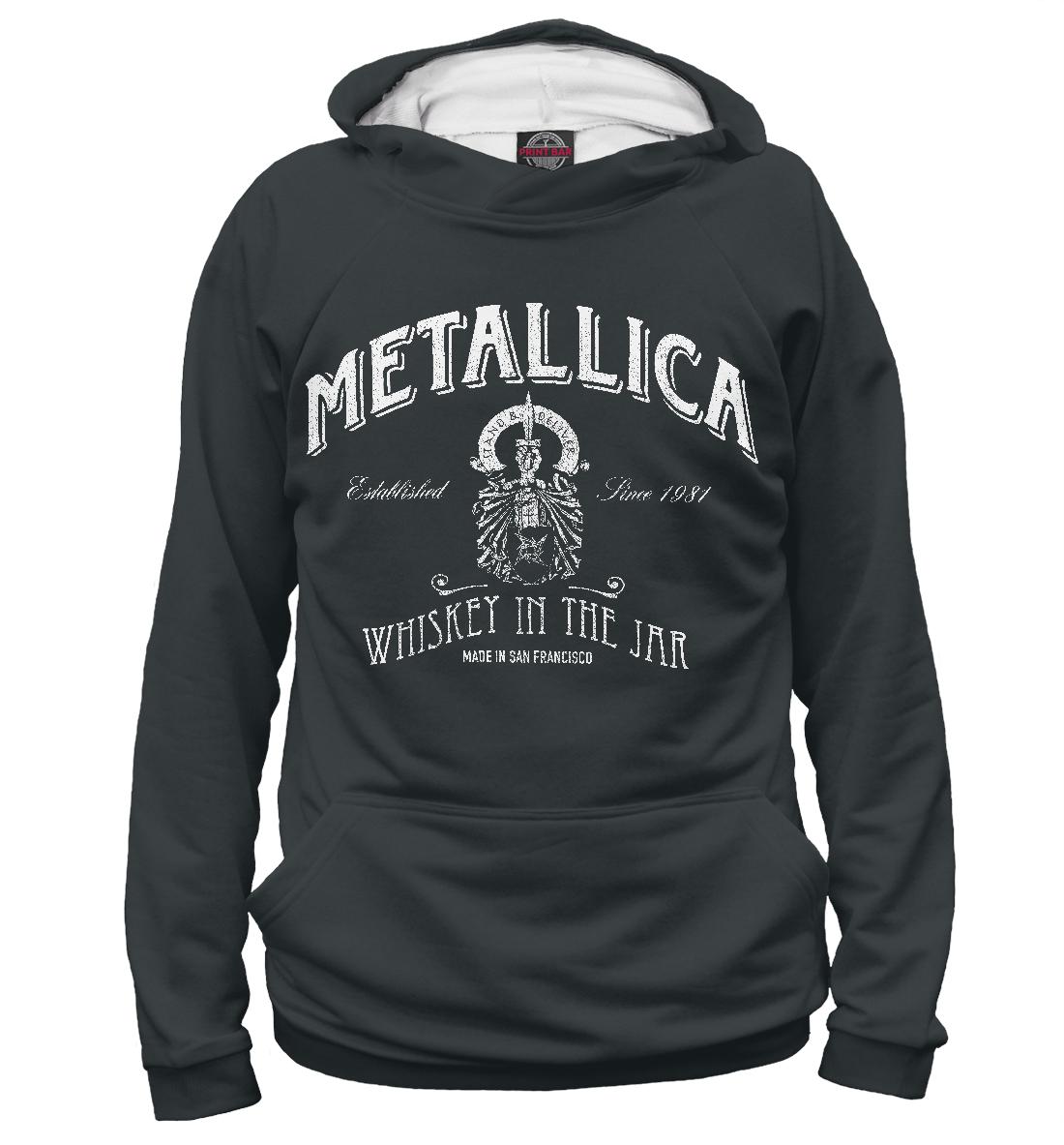 Купить Metallica, Printbar, Худи, MET-462921-hud-2