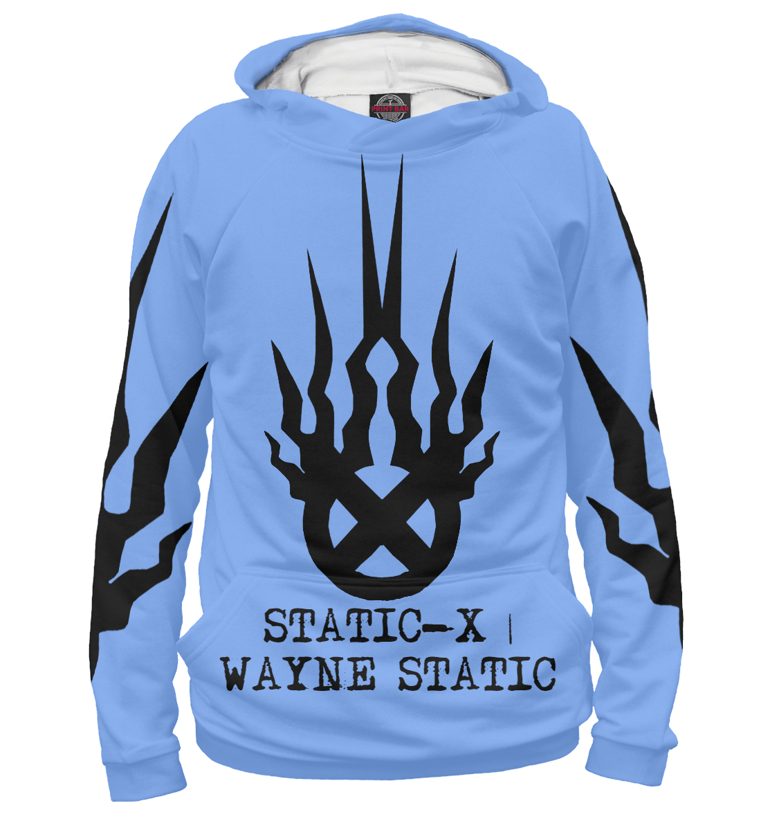 Static-X | Wayne Static Blue