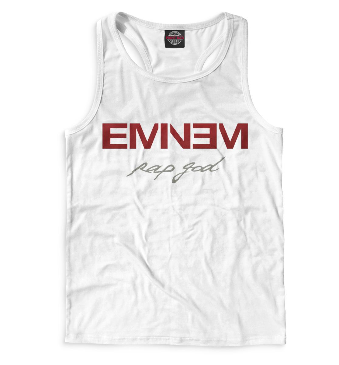 Купить Eminem, Printbar, Майки борцовки, EMI-142976-mayb-2