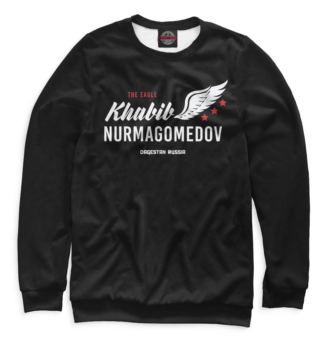 Купить Хабиб Нурмагомедов, Printbar, Свитшоты, NUR-803355-swi-2