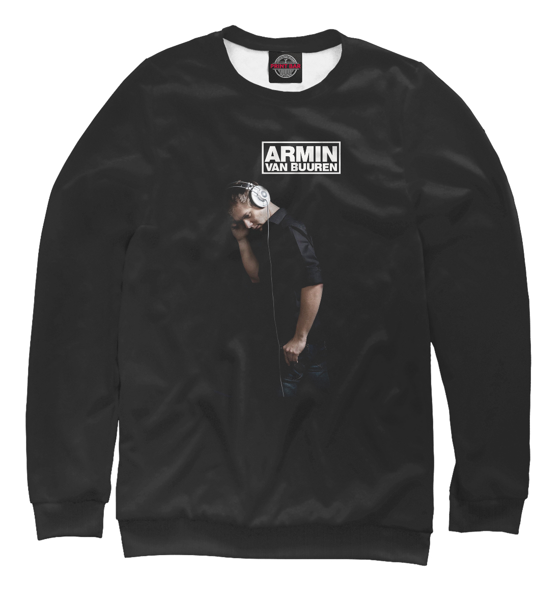 Купить Armin van Buuren, Printbar, Свитшоты, AVB-751391-swi-2