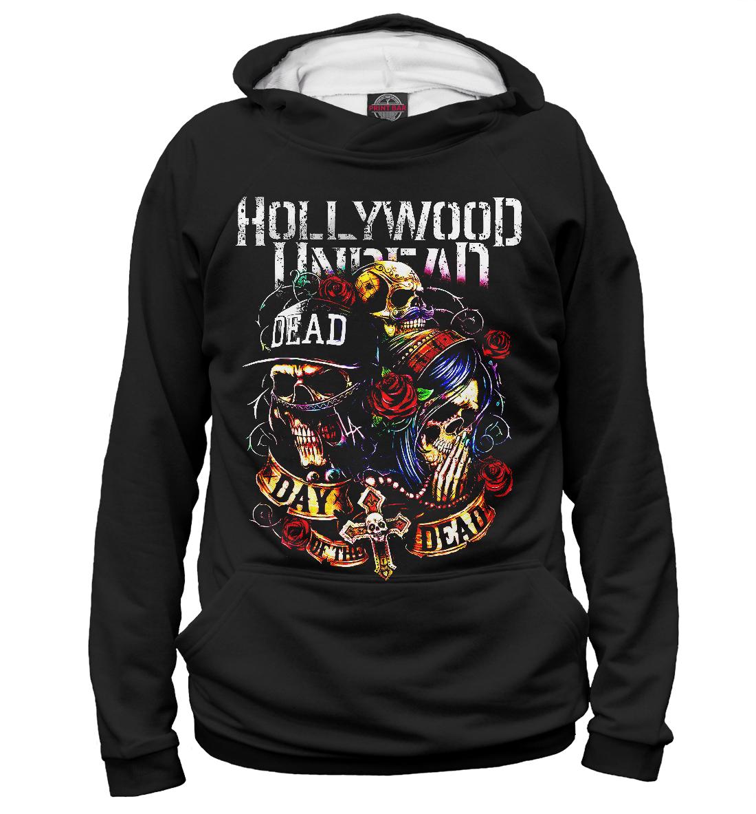 Купить Hollywood Undead, Printbar, Худи, HLW-801412-hud-1
