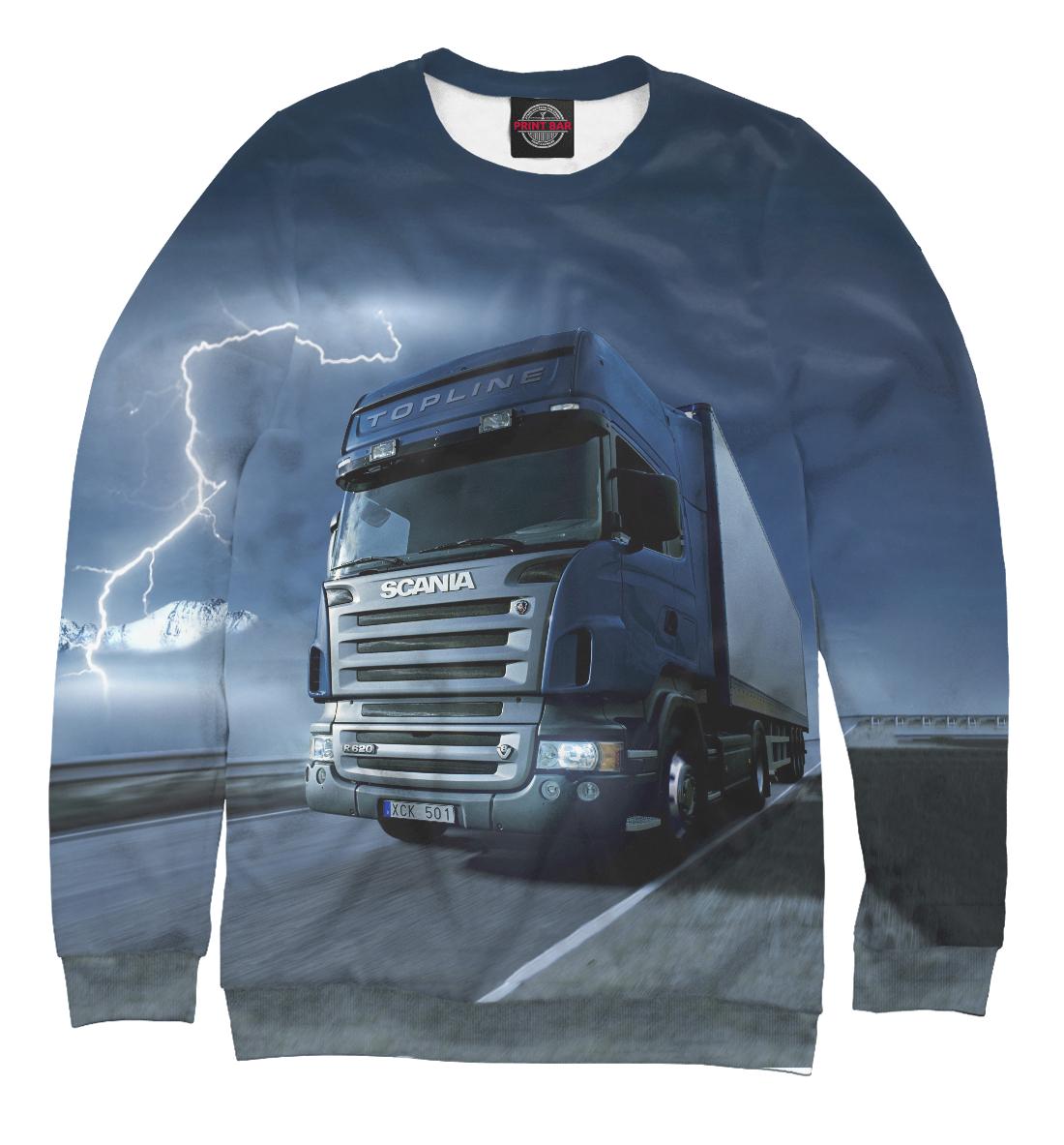 Купить Scania, Printbar, Свитшоты, GRZ-690904-swi-2