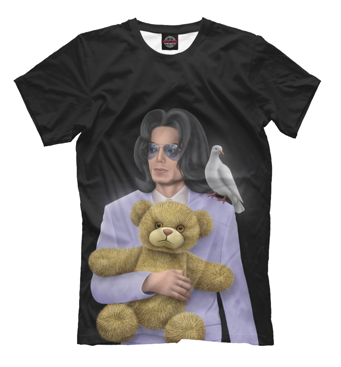 Майкл Джексон сумка printio валкен майкл джексон