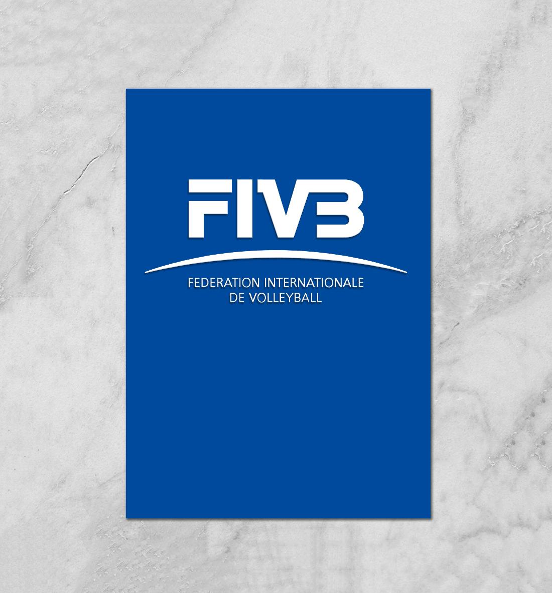 Купить FIVB, Printbar, Плакаты, VLB-974512-plk