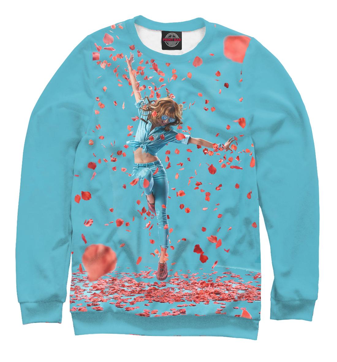 Купить Танец радости, Printbar, Свитшоты, APD-886835-swi-2