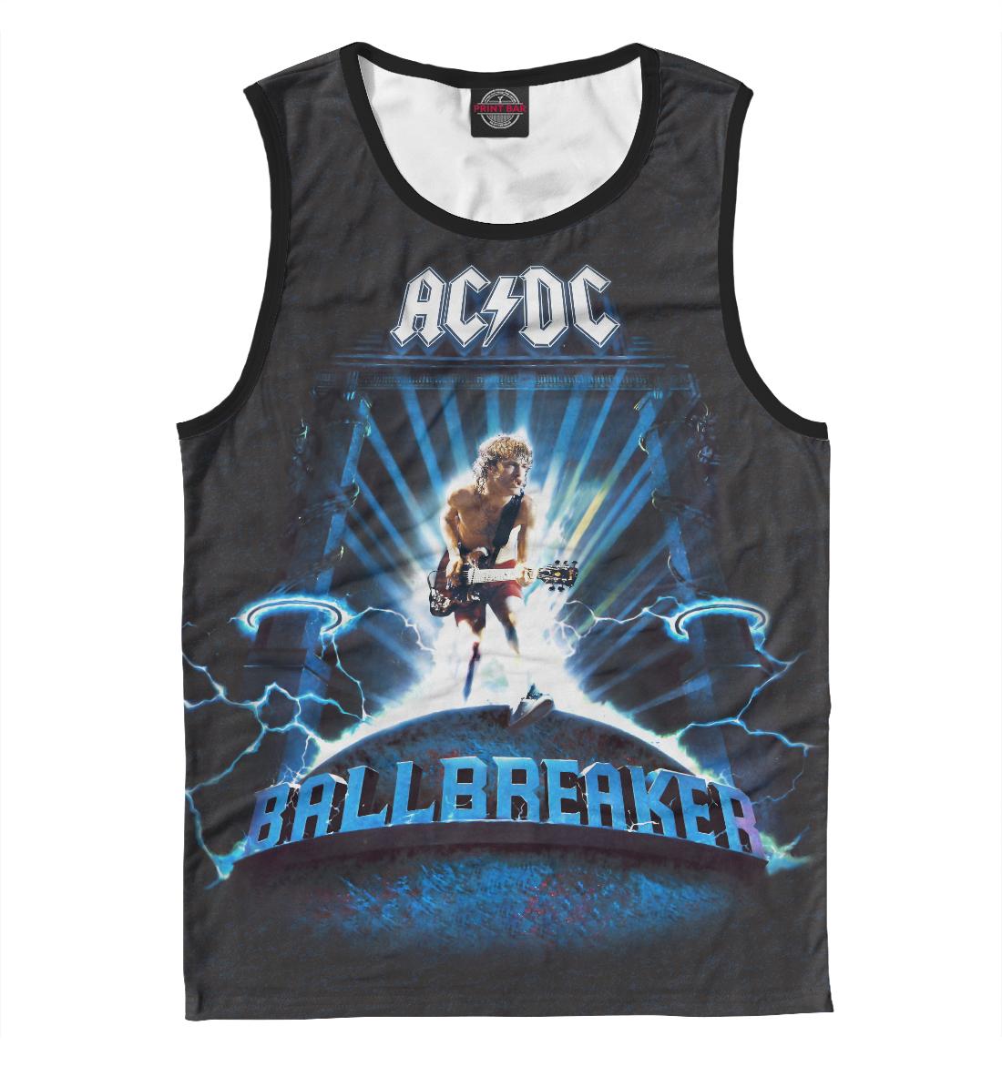 Купить ACDC Ballbreaker, Printbar, Майки, ACD-772161-may-2