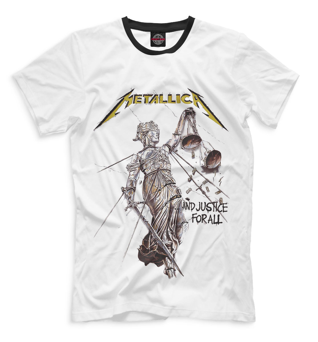 Фото - Metallica And Justice for All sean fay wolfe quest for justice