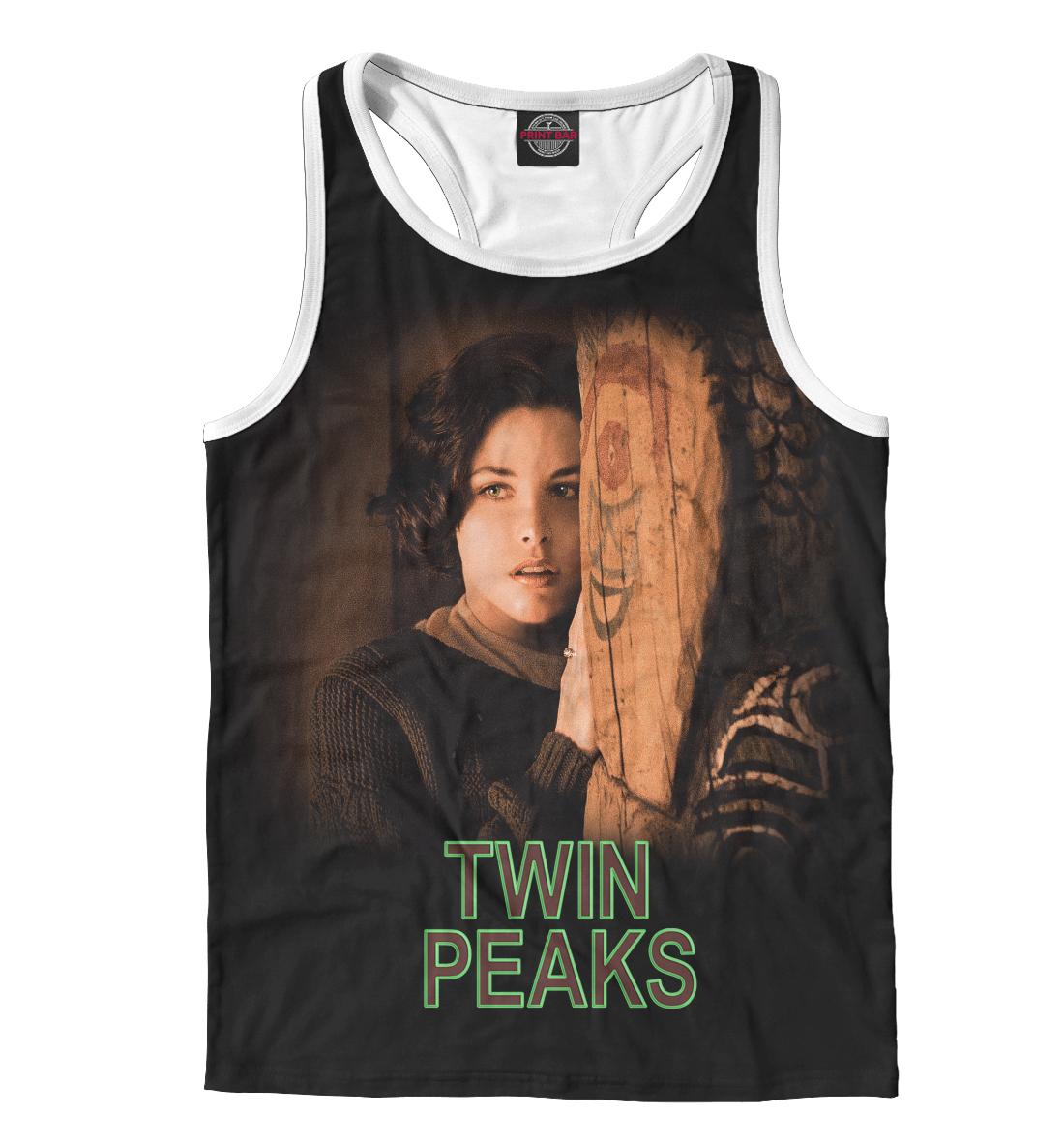 Купить Twin Peaks, Printbar, Майки борцовки, TPS-811654-mayb-2