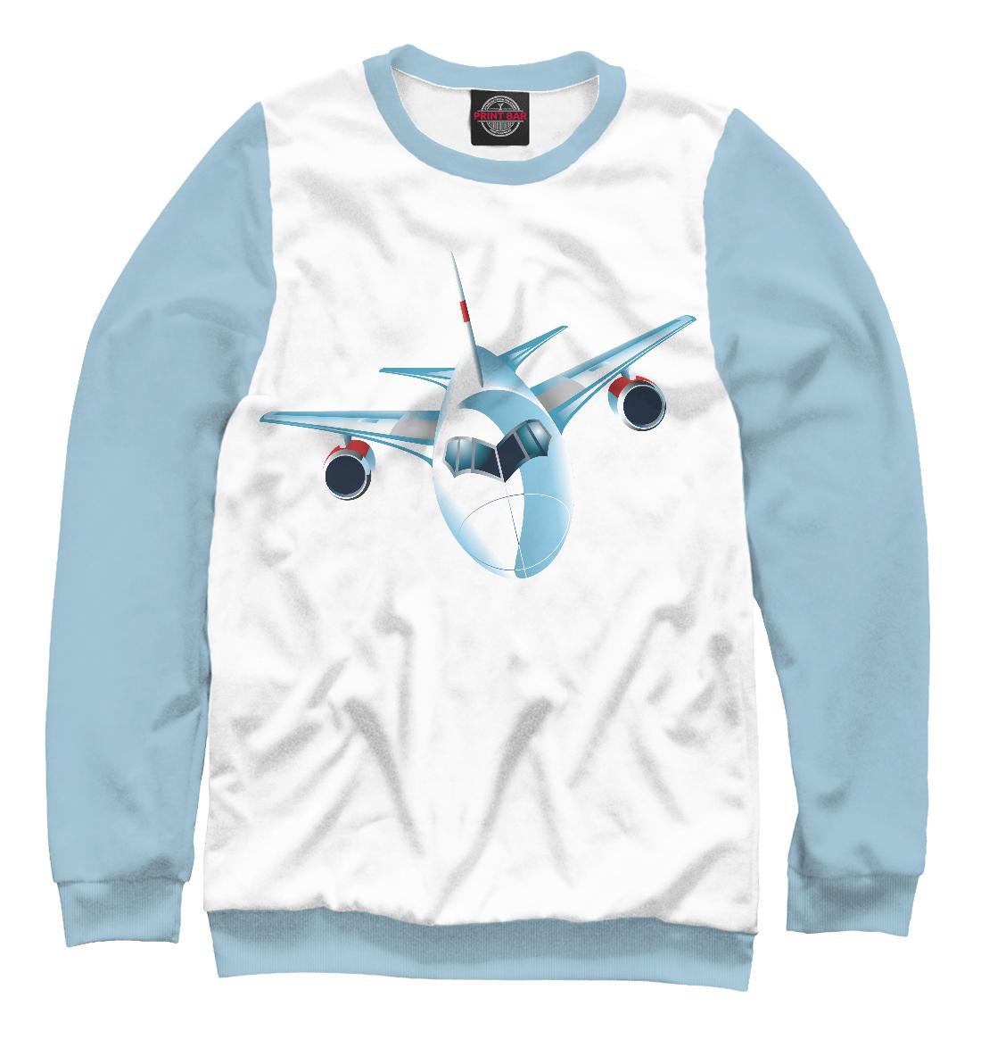 Купить Самолет, Printbar, Свитшоты, VVS-830427-swi-1