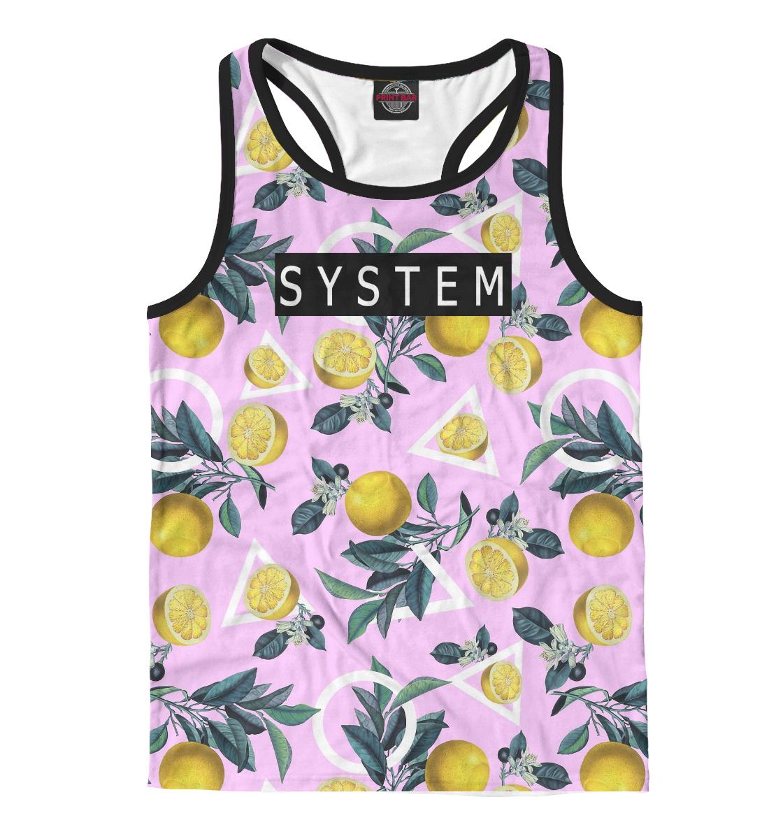 Купить Лимонное безумие, Printbar, Майки борцовки, EDA-514074-mayb-2
