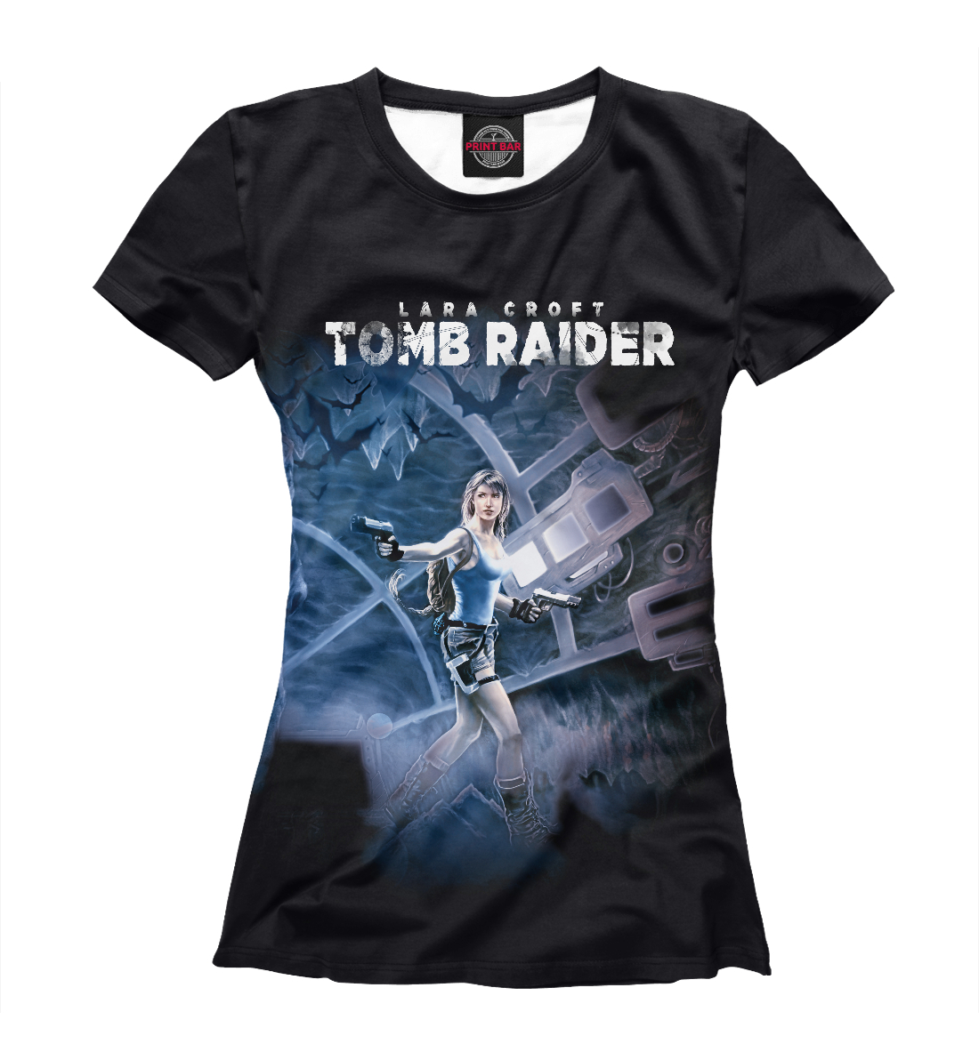 Купить Tomb Raider 2018, Printbar, Футболки, TBR-700533-fut-1