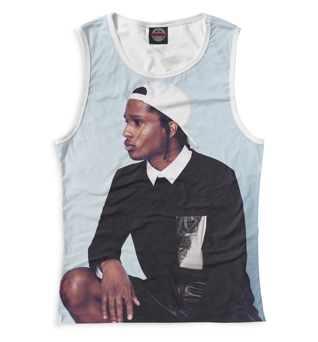 Купить A$AP Rocky, Printbar, Майки, RLG-558364-may-1
