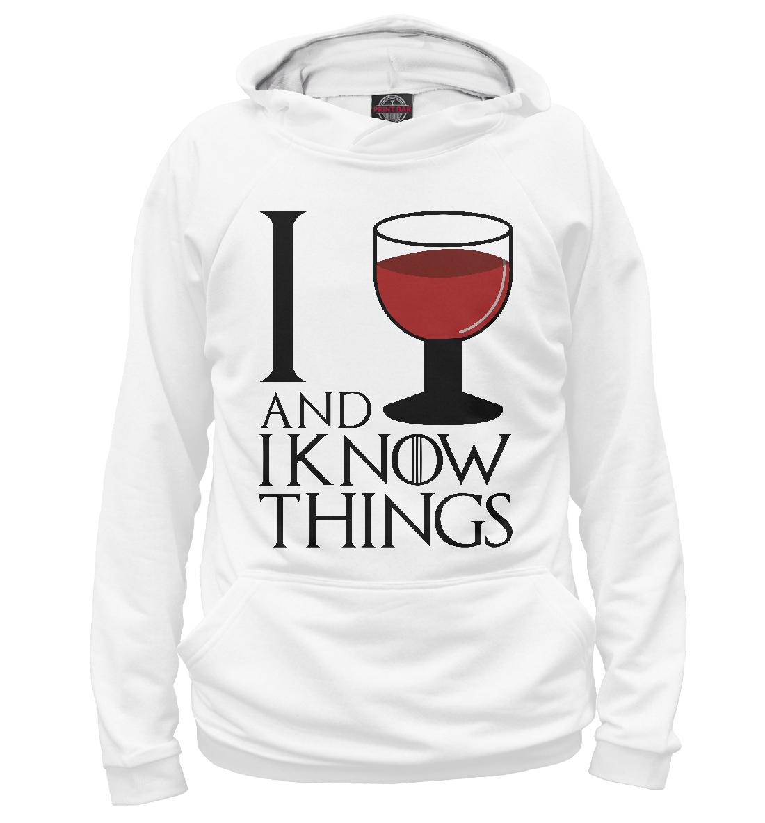I know thongs