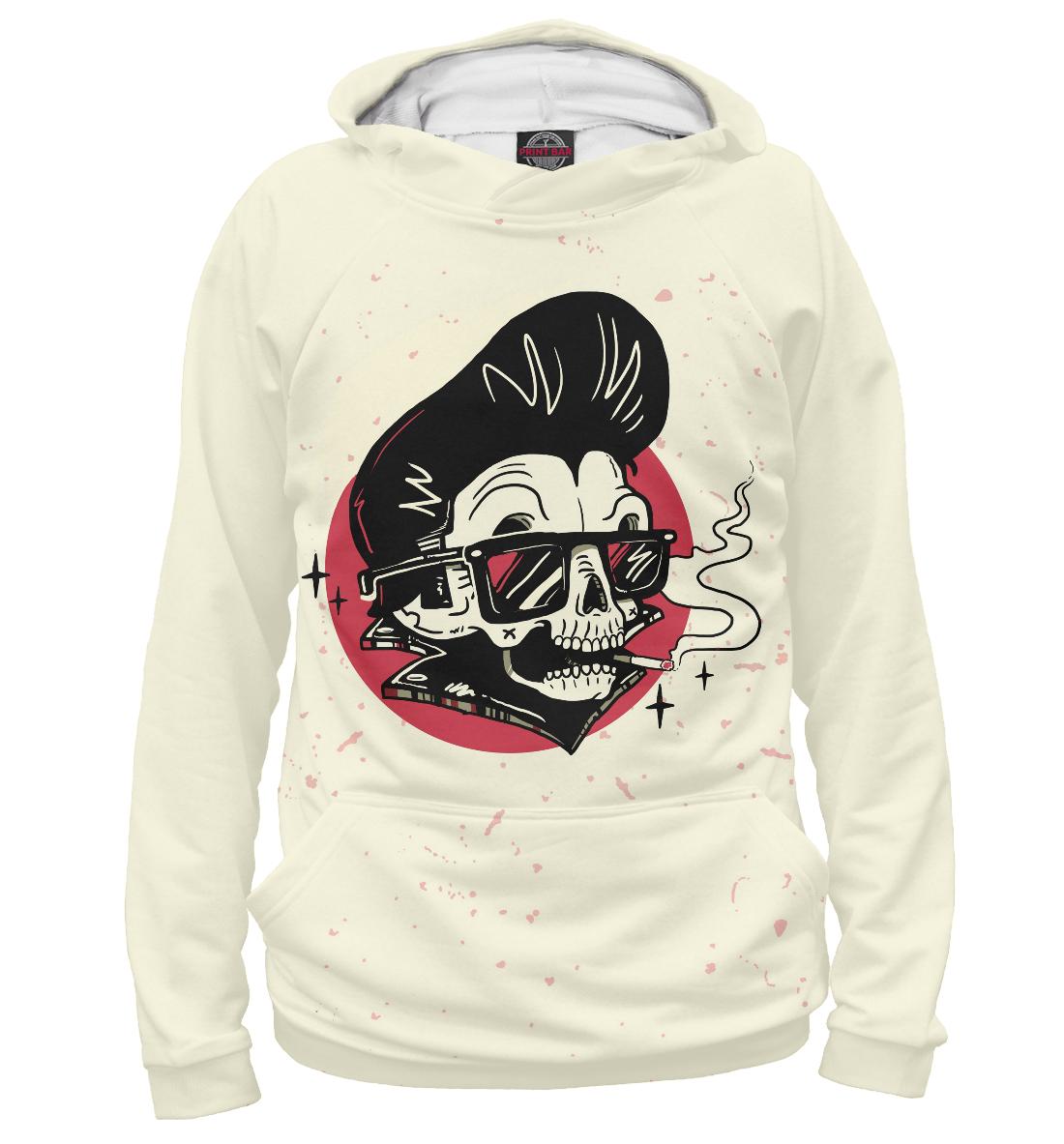 Купить Skull, Printbar, Худи, HIP-146481-hud-1
