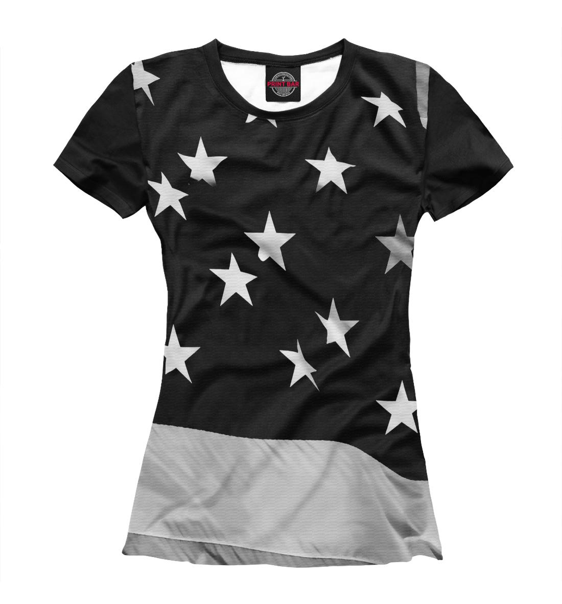 Black flag USA