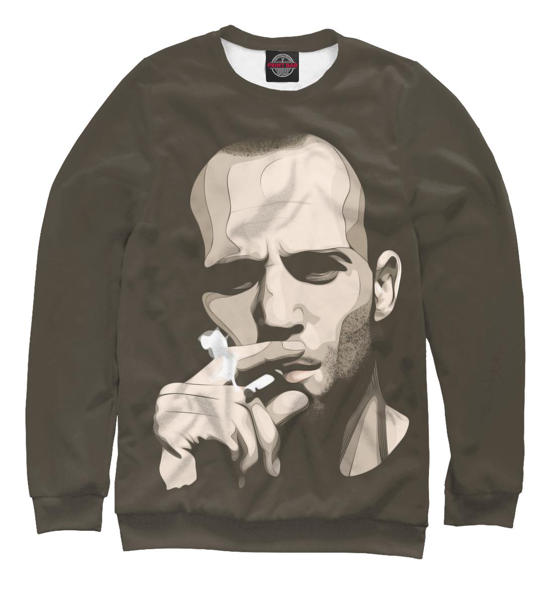 Купить Jason Statham face, Printbar, Свитшоты, ZNR-886962-swi-1