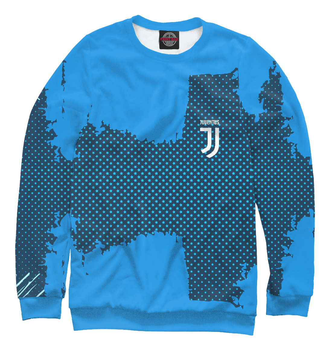 Купить Juventus sport collection, Printbar, Свитшоты, FTO-180120-swi-2