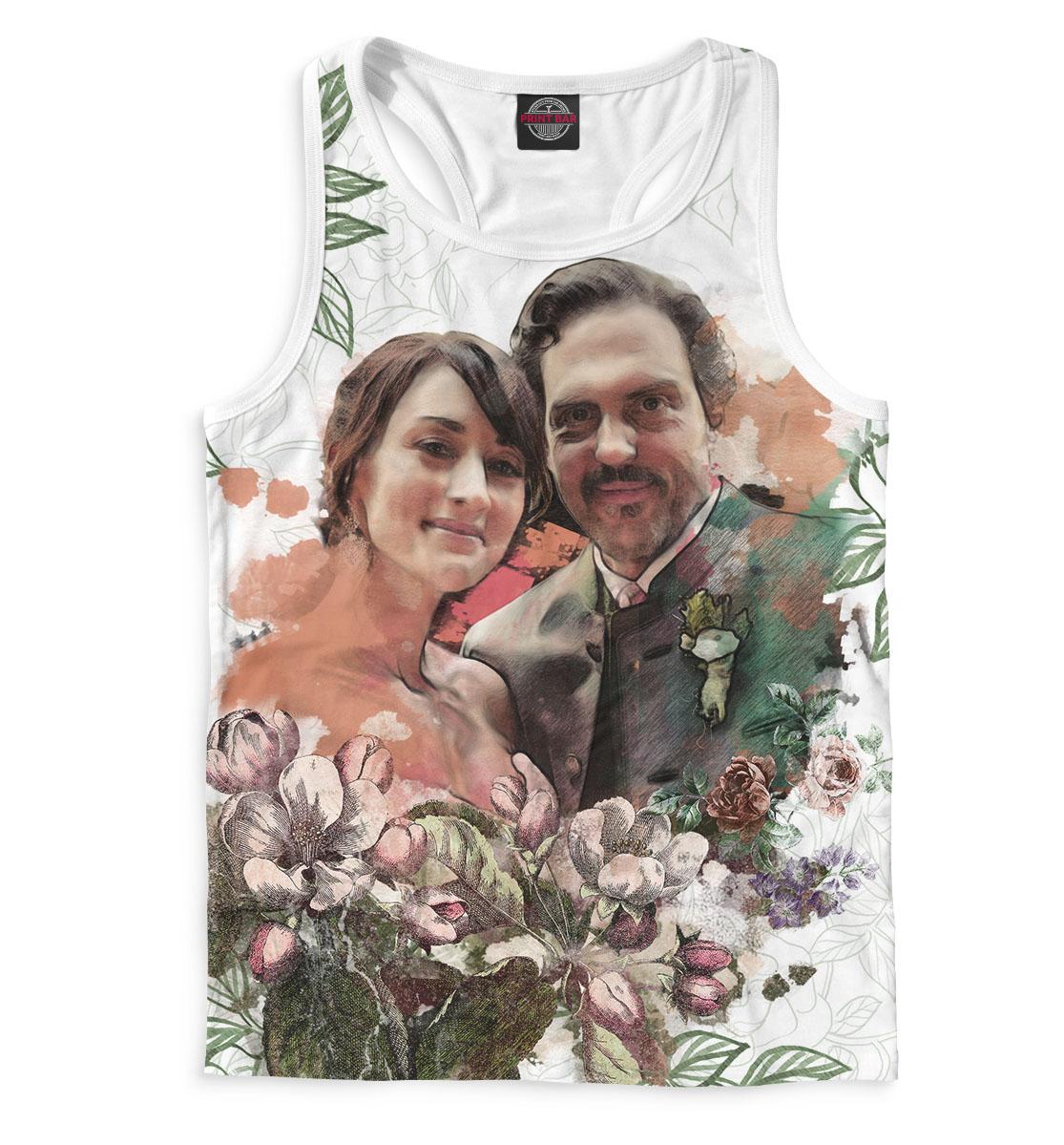 Купить Монро и Розали, Printbar, Майки борцовки, GRM-131258-mayb-2