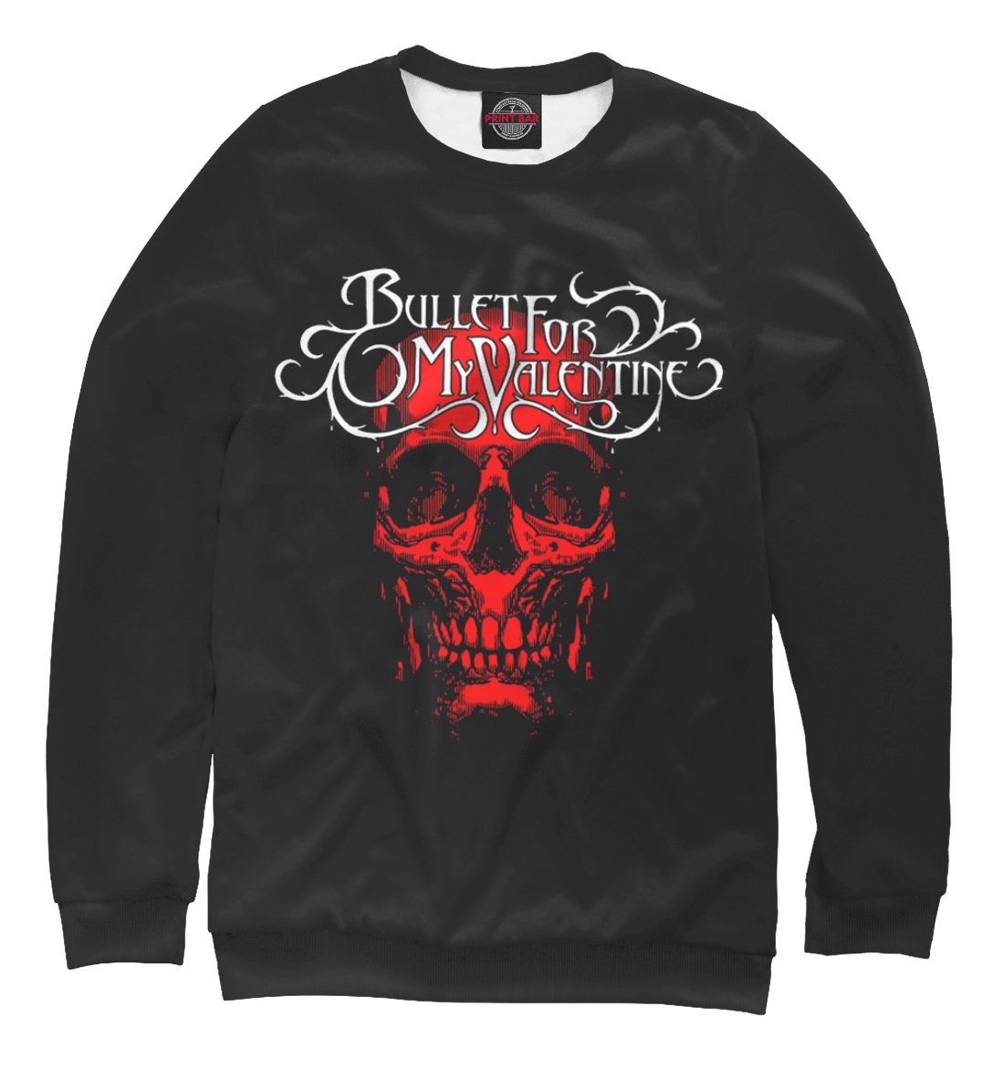 Купить Bullet for my Valentine, Printbar, Свитшоты, BMV-637188-swi-1