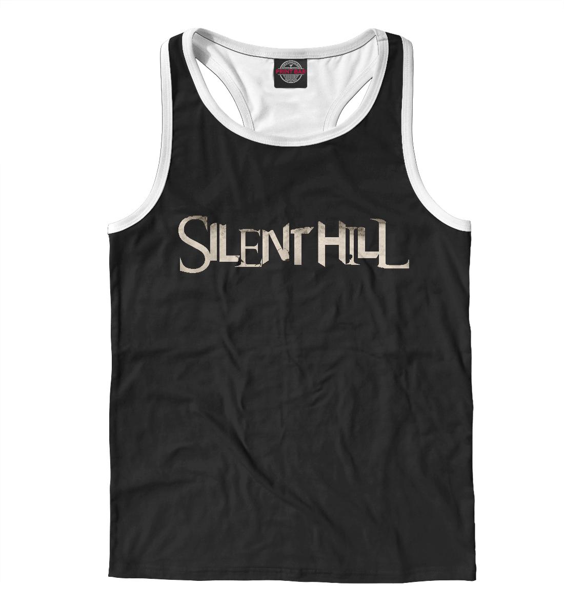 Купить Silent Hill, Printbar, Майки борцовки, SHL-297949-mayb-2