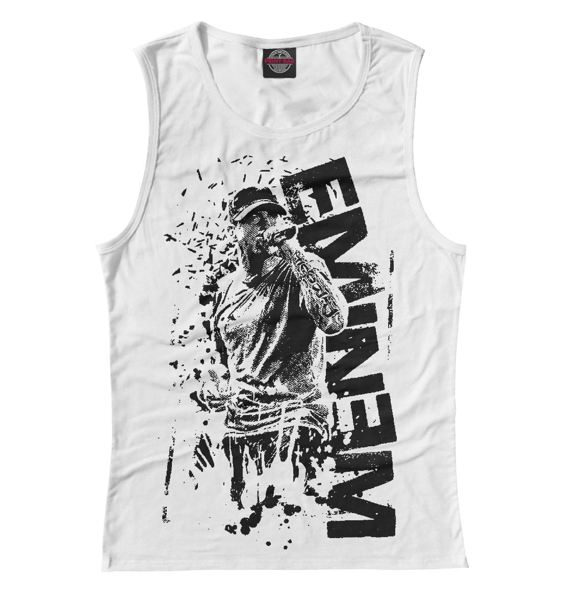 Купить Eminem, Printbar, Майки, EMI-438297-may-1