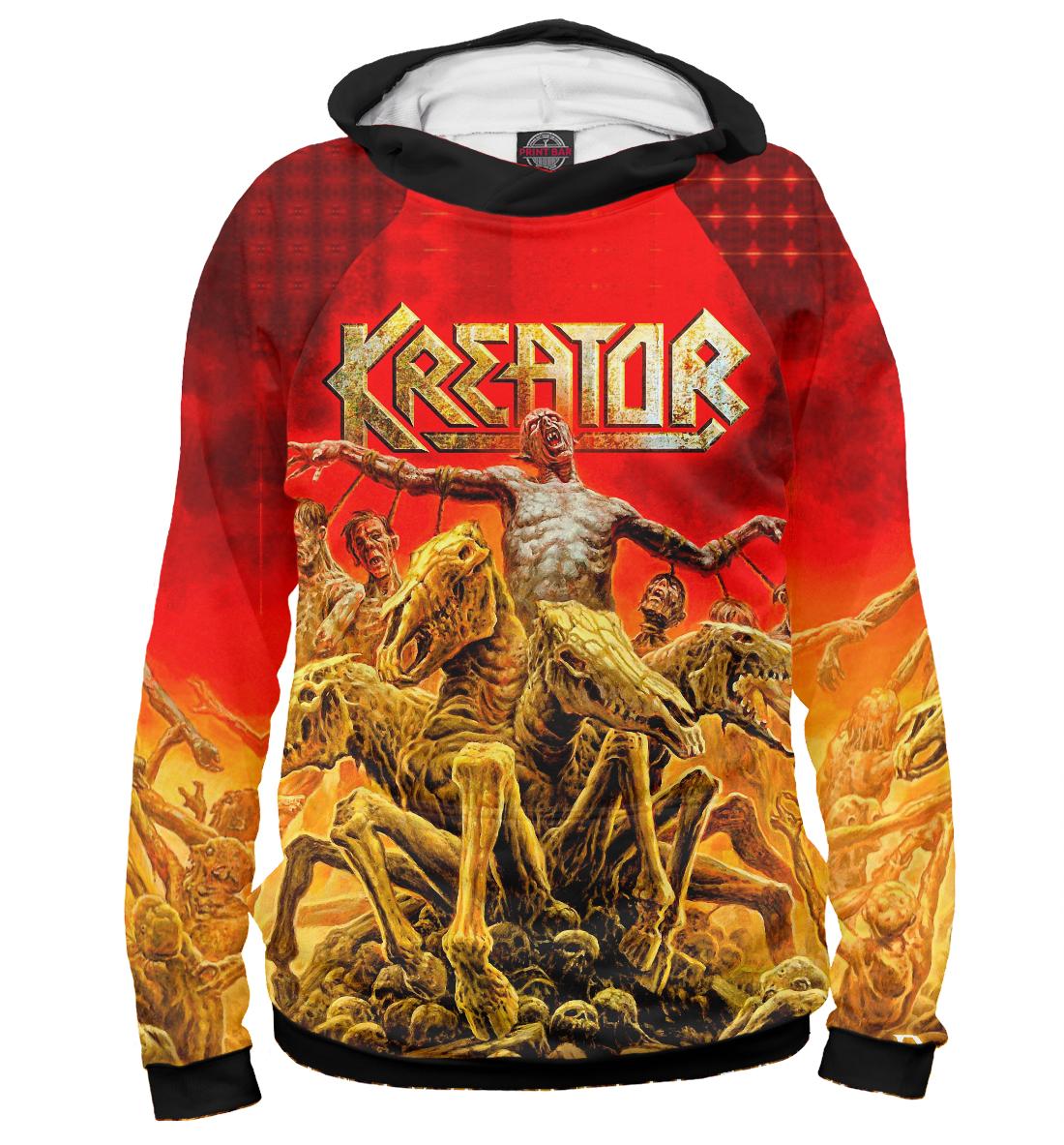 Купить Kreator, Printbar, Худи, KRE-543118-hud-1