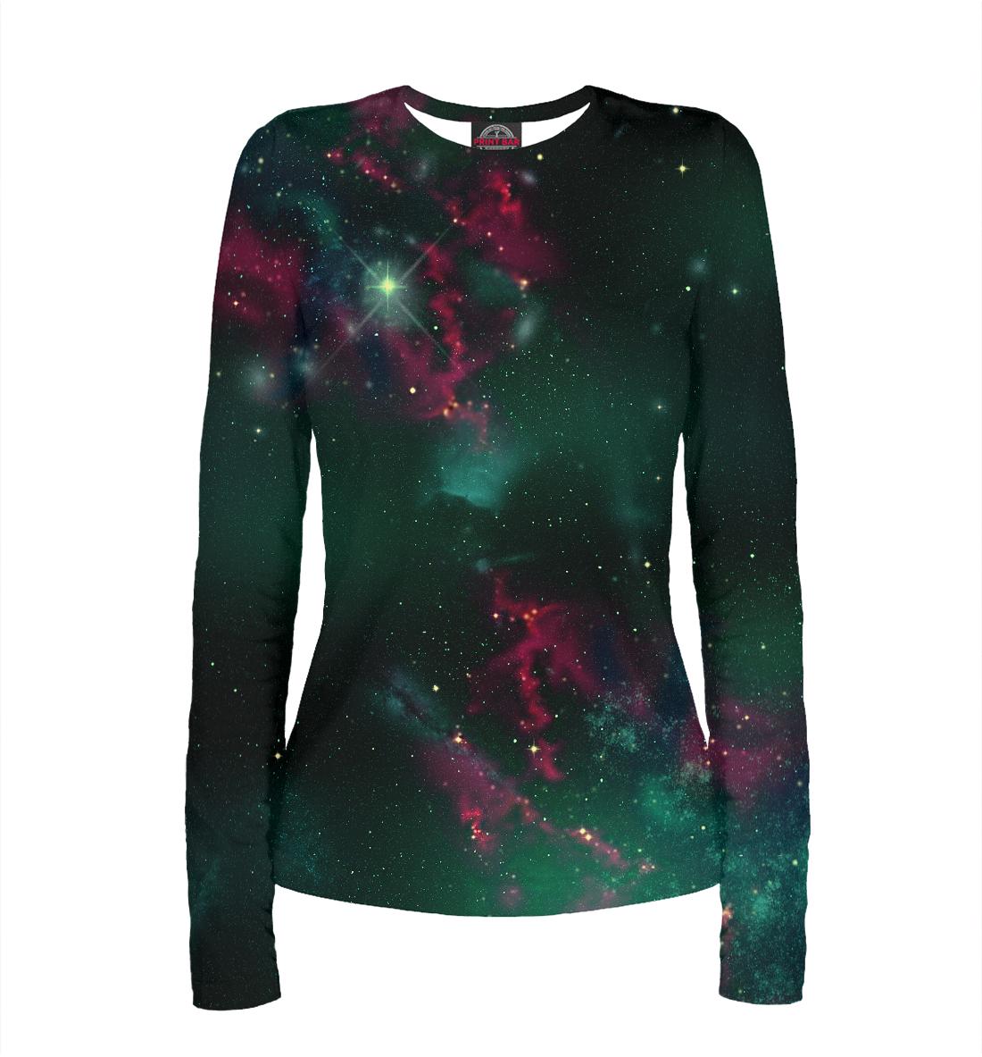 Купить Звёздный путь, Printbar, Лонгсливы, SPA-218743-lon-1