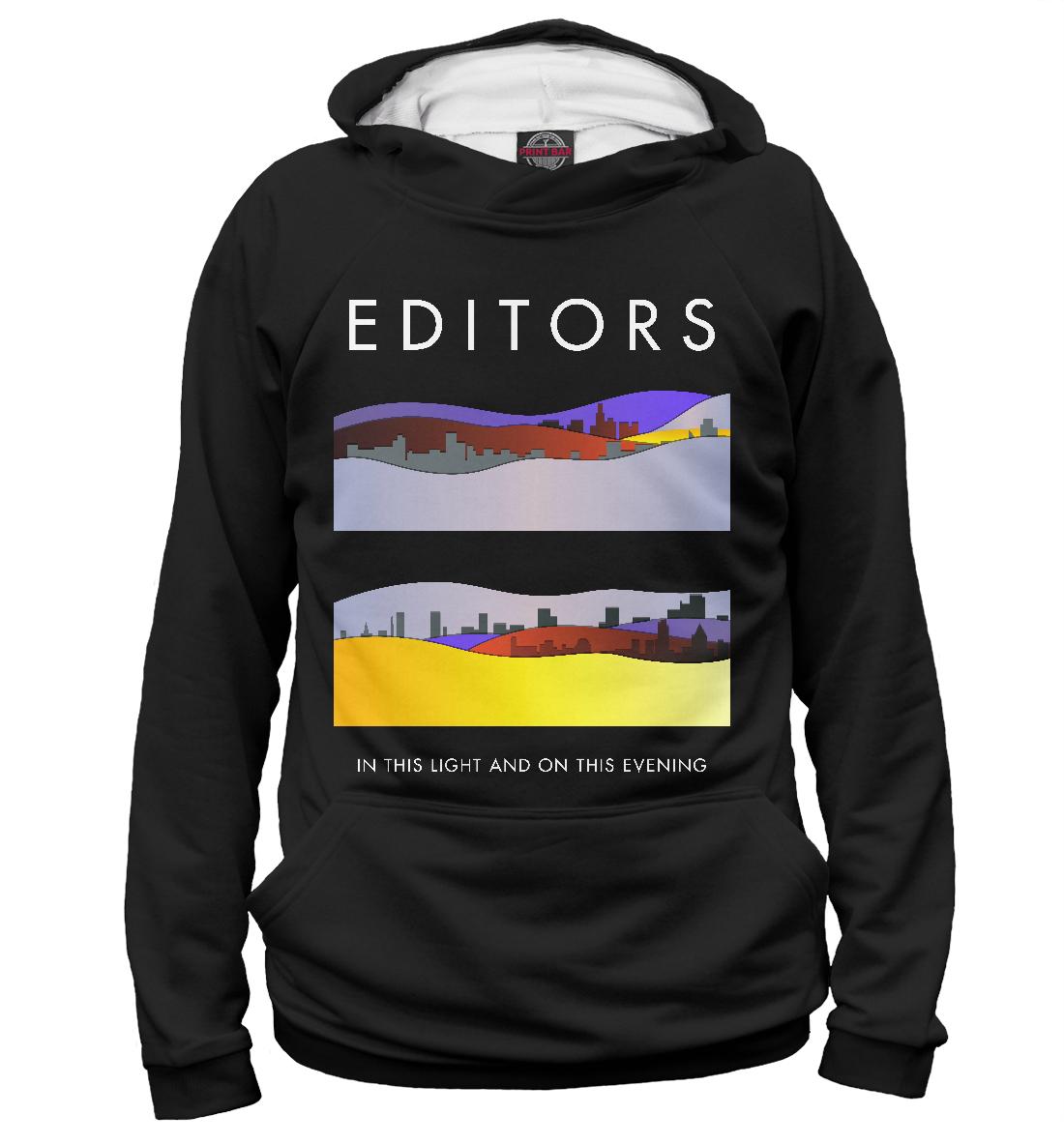 Купить Editors, Printbar, Худи, MZK-457598-hud-1