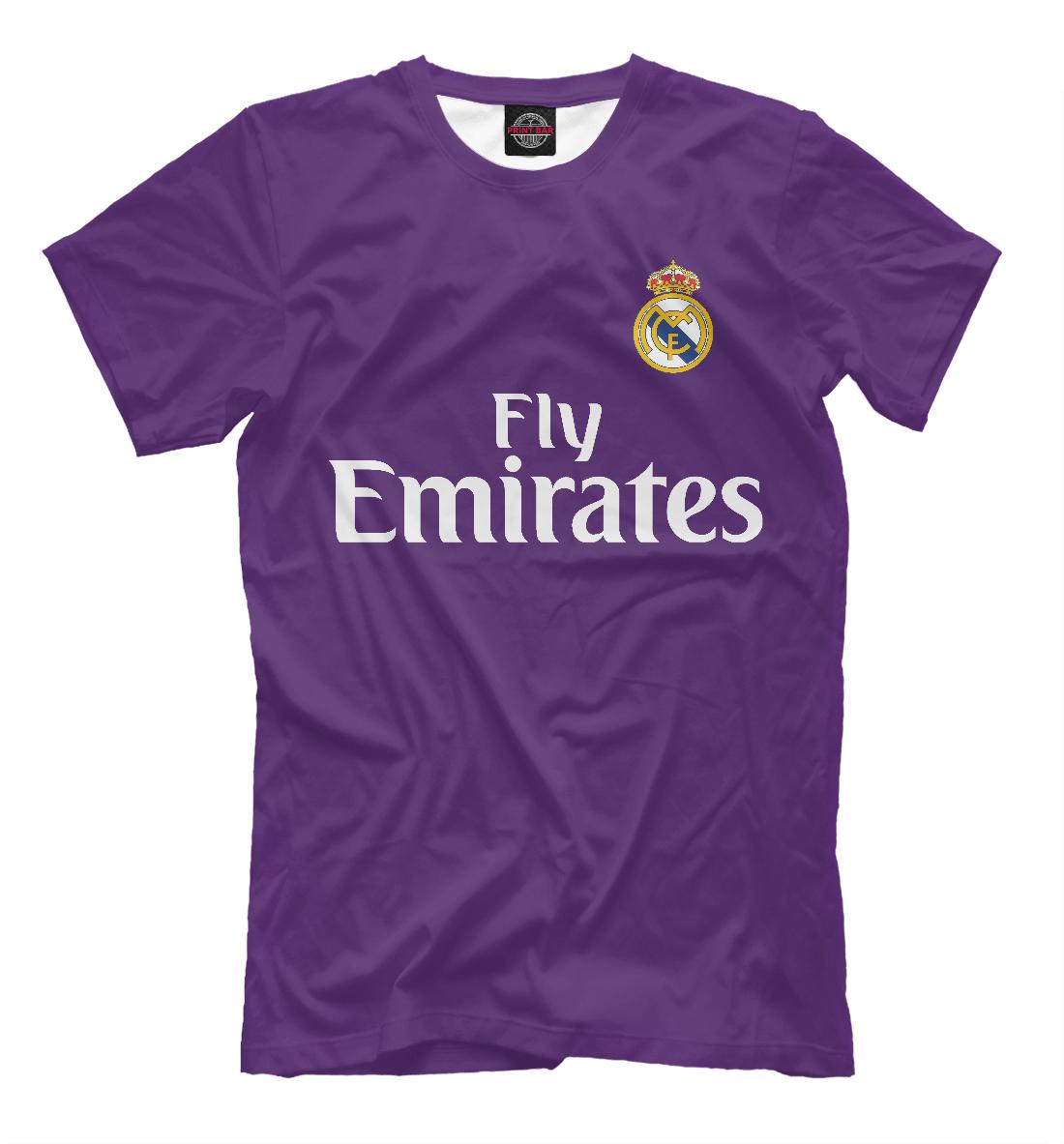 Купить Real Madrid, Printbar, Футболки, REA-450144-fut-2