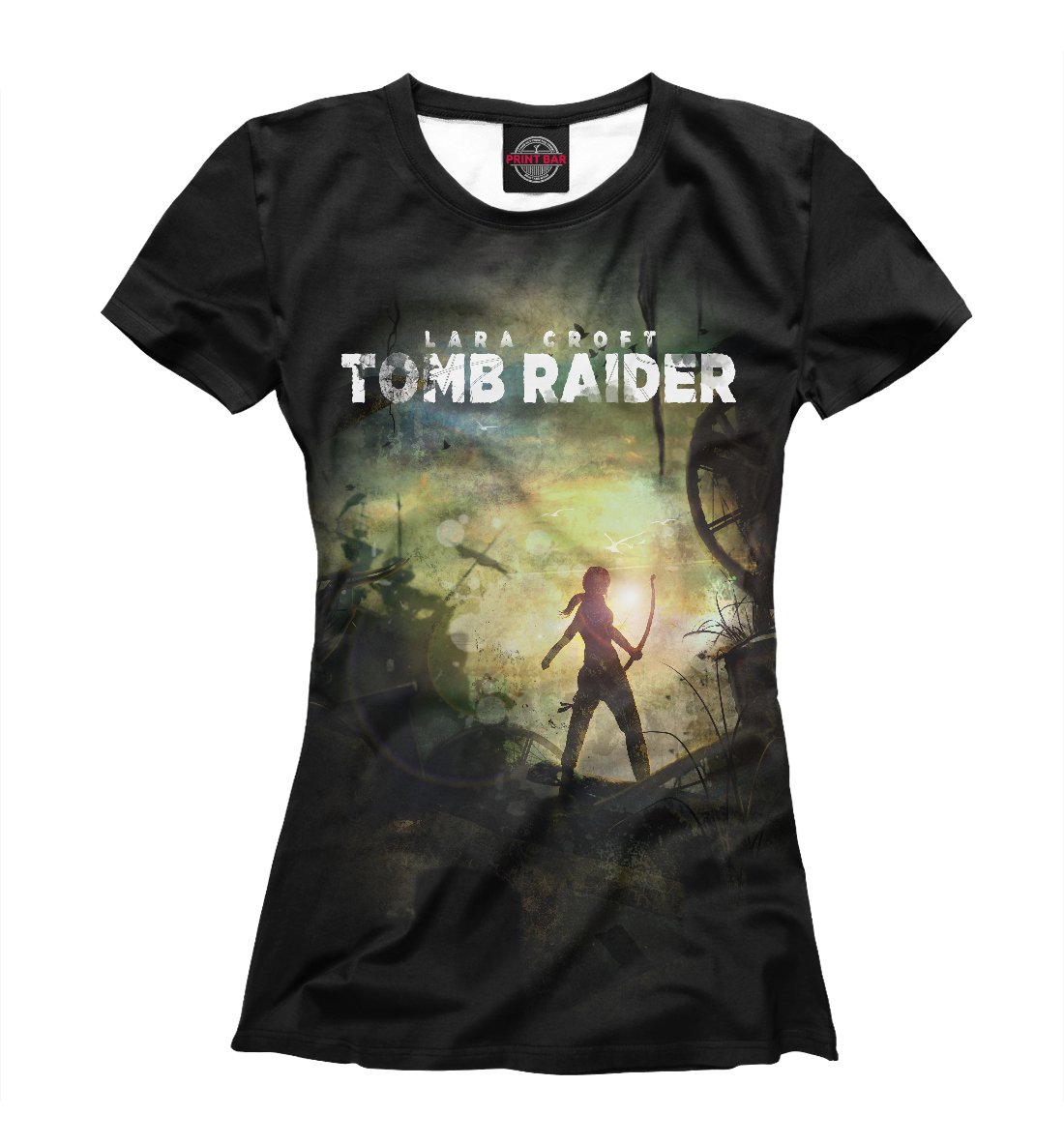 Купить Tomb Raider 2018, Printbar, Футболки, TBR-575561-fut-1