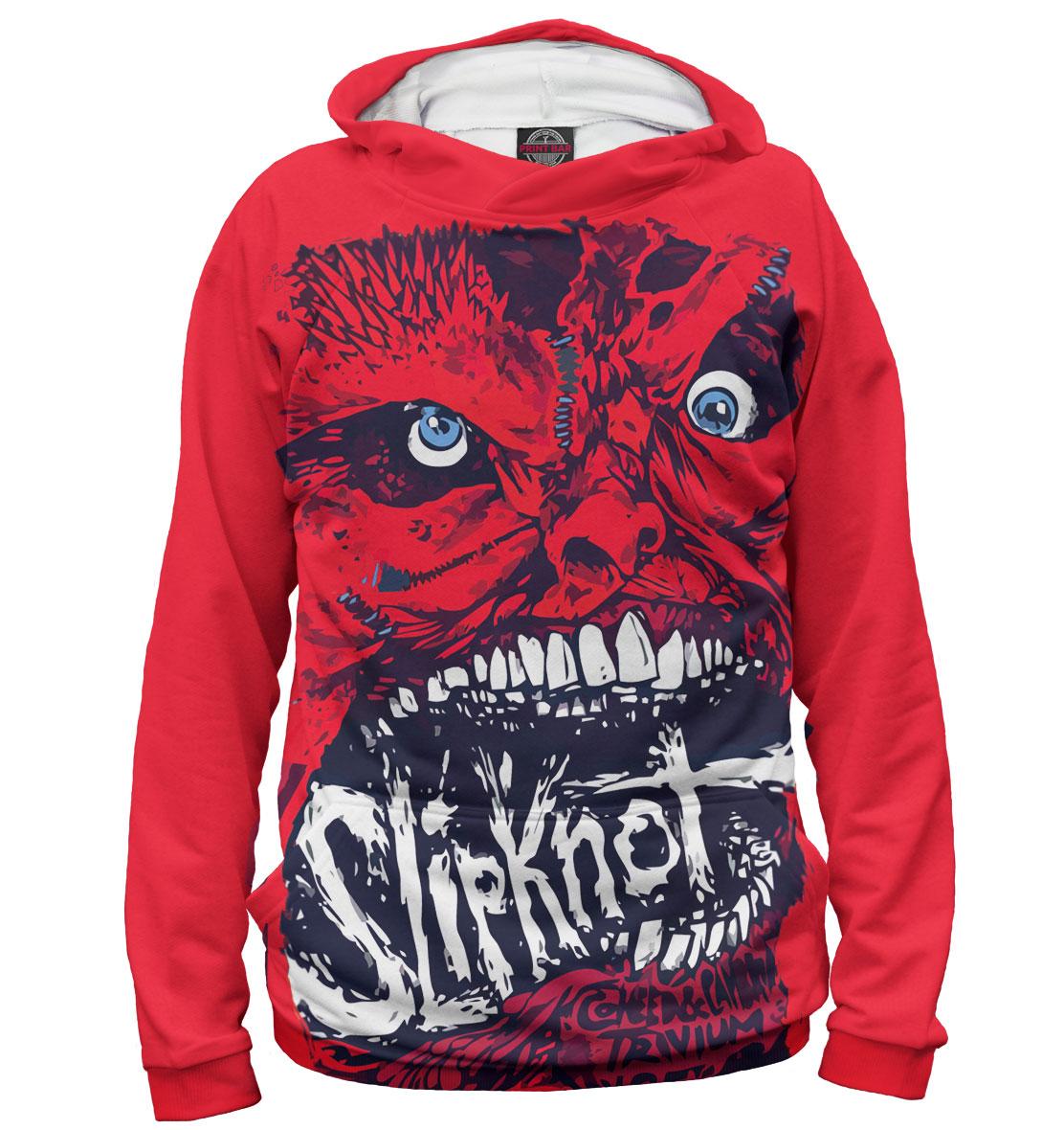 Купить Slipknot, Printbar, Худи, SLI-495586-hud-2