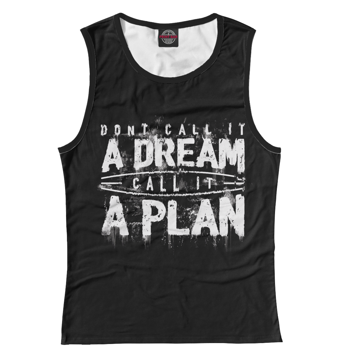 Dont call it dream call it plan