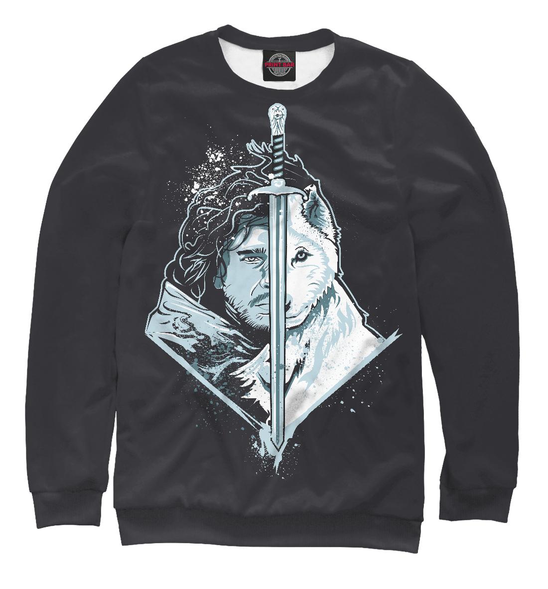 Купить Jon Snow, Printbar, Свитшоты, IGR-128121-swi-1