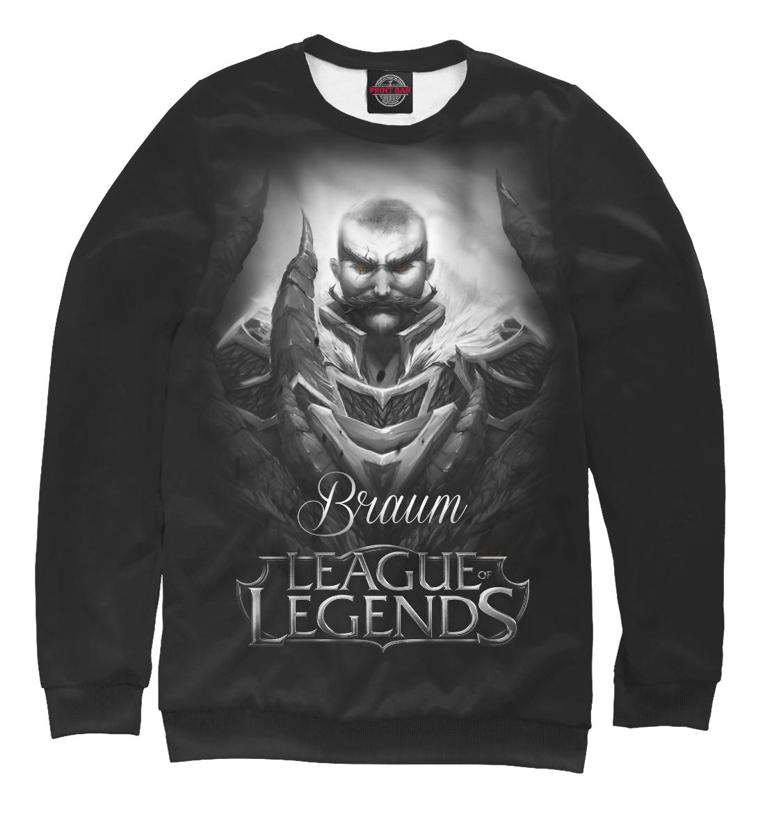 Купить League of Legends. Браум, Printbar, Свитшоты, LOL-927148-swi-2