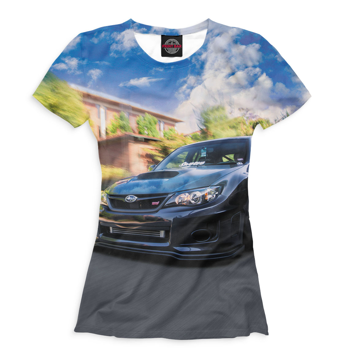 Subaru от Print Bar