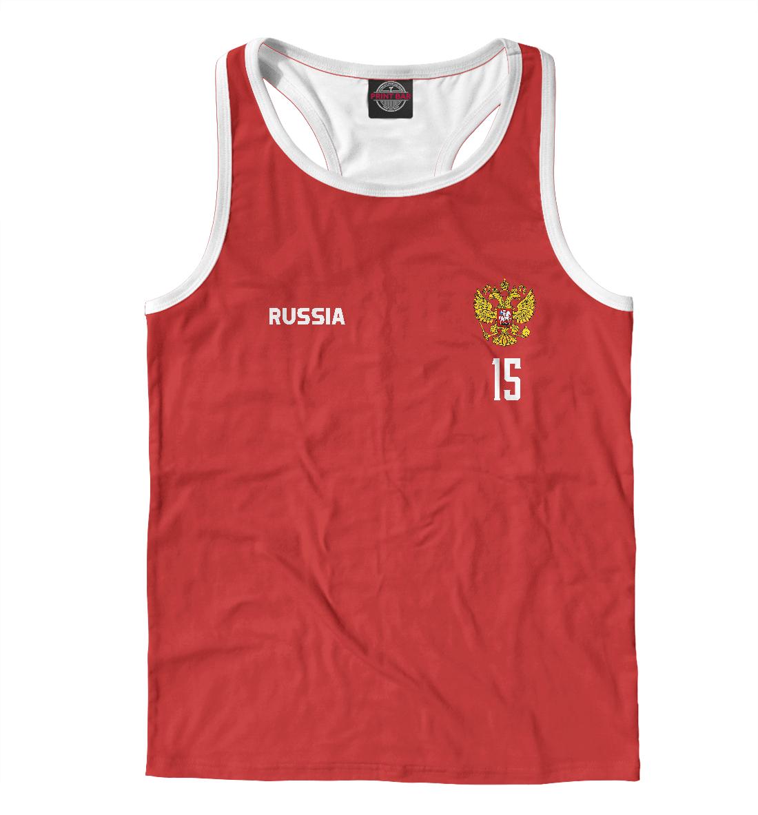 Купить Россия Миранчук, Printbar, Майки борцовки, FNS-534223-mayb-2