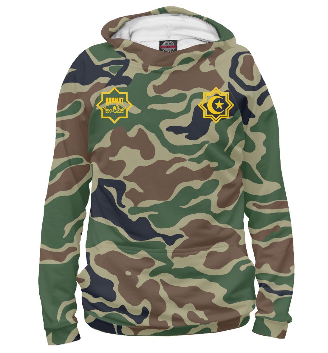 Купить Akhmat Chechen Republic, Printbar, Худи, AFC-968199-hud-1