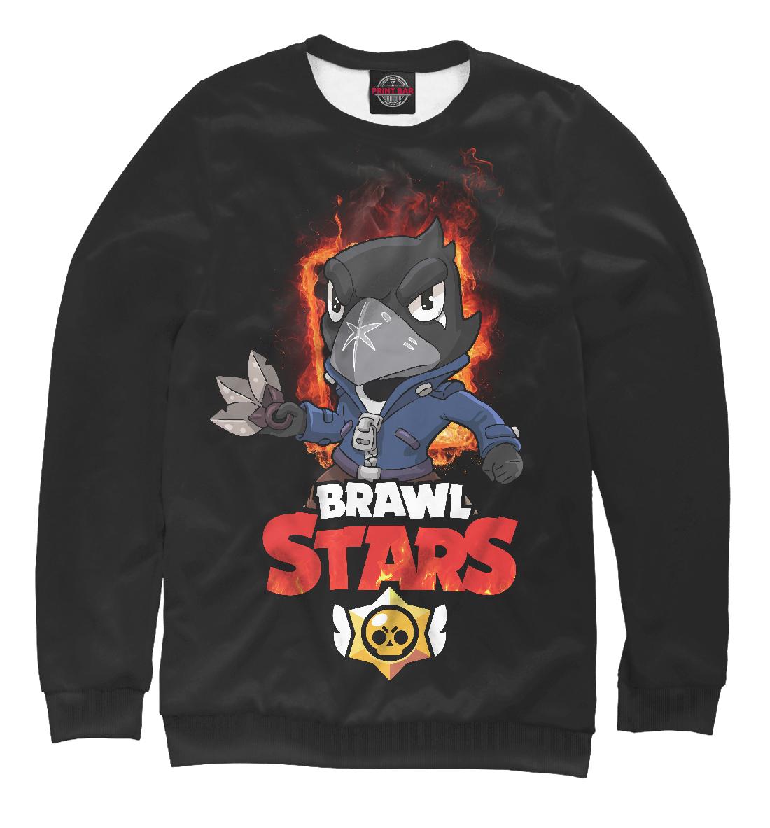 Crow Brawl Stars детская футболка 3d brawl stars crow 128