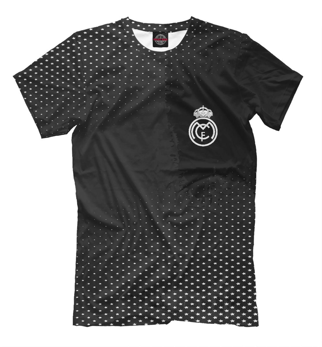 Купить REAL MADRID SPORT, Printbar, Футболки, REA-273228-fut-2