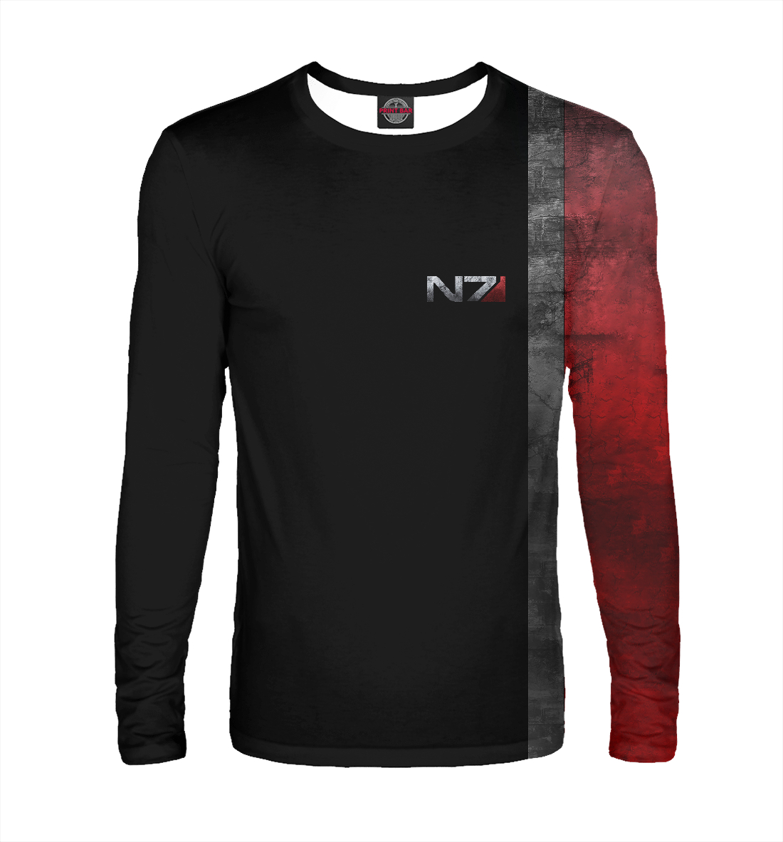 Купить N7, Printbar, Лонгсливы, MSE-334467-lon-2